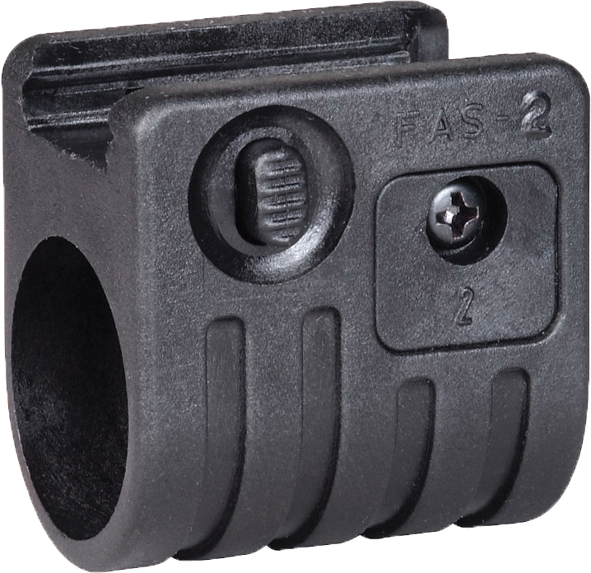 Flashlight Mount Mini Mag Light AA Quick Detach WEAP-CA/FAS3ML