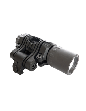 Flashlight/Laser Mount 5 Position 1in Pistol WEAP-CA/UFH3