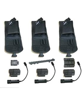 Laser Kit for M16/AR15/M4 WEAP-M/FTK2-BL