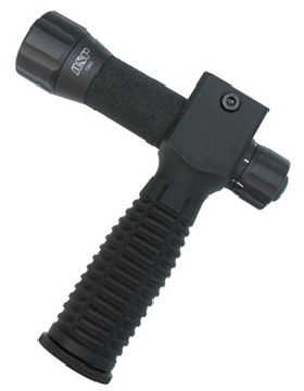 Tactical Foregrip With 1in Flashlight Adapter WEAP-M/MD-LF1