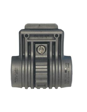 Flashlight Side Mount 1 inch WEAP-M/PLS