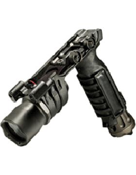 Black Weapon Light for M16/AR15 with IR Filter WEAP-S/M910A-IR