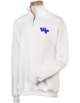 White Plains Wildcats Quarter-Zip Sweatshirt 995M