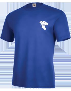 White Plains Wildcats T-Shirt D11B