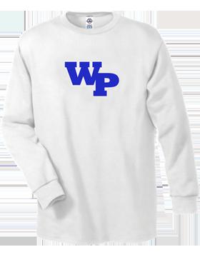 White Plains Wildcats L/S T-Shirt D61A