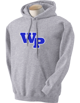 White Plains Wildcats Heavy Blend Hoodie G185