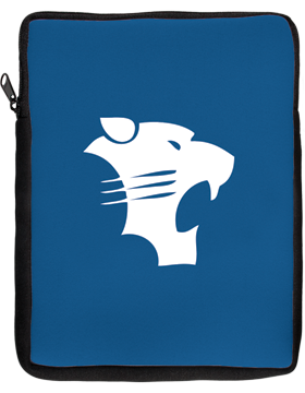 White Plains Wildcats Laptop Sleeve