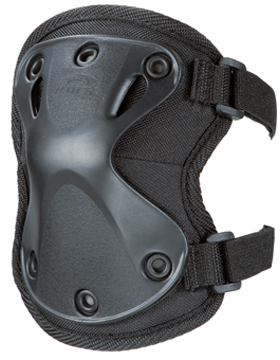XTak Tactical Hard Shell Elbow Pads XTAK150 Black