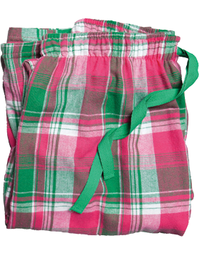 Flannel Pajama Youth Pant Y19 Watermelon