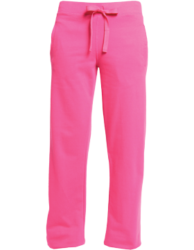 Boyfriend Youth Fleece Pant YK13 Dark Fuchsia