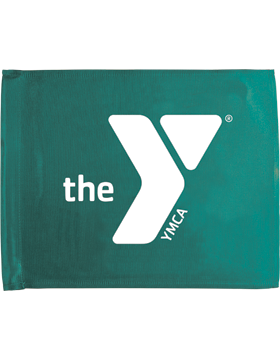 YMCA Car Flag