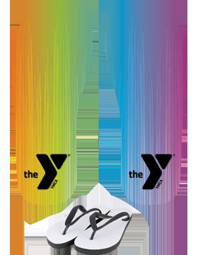 YMCA Flip Flops Adult
