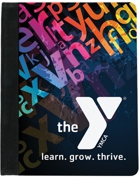 YMCA iPad Cover Learn Grow Thrive