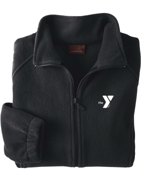 YMCA Harriton Full-Zip Fleece