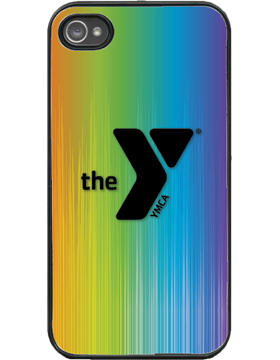 YMCA iPhone Plastic Case