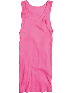 Boyfriend Youth Tank YT85 Fuchsia