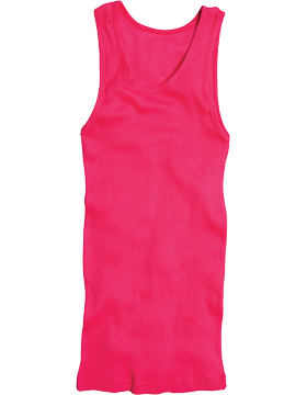 Boyfriend Youth Tank YT85 Dark Fuchsia