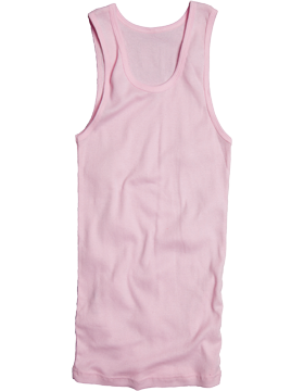 Boyfriend Youth Tank YT85 Pink