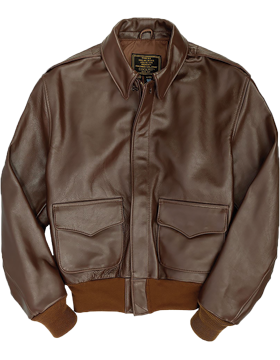 WWII Government Issue A-2 Jacket Z2107H