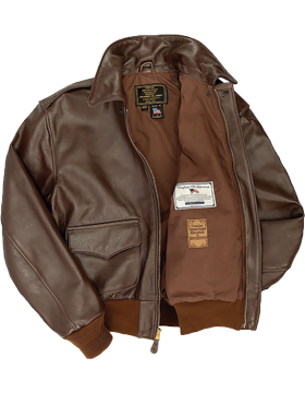 WWII Government Issue A-2 Jacket Z2107H small