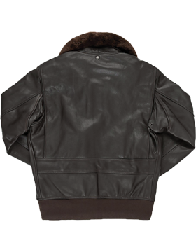G-1 Flight Jacket with Removable Collar Z2108M small
