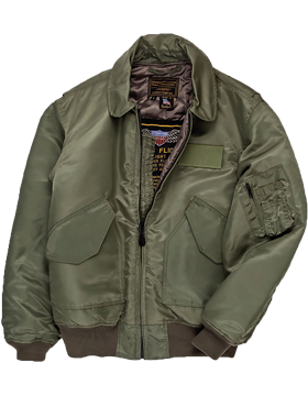 CWU-55P Cold Weather Pilots Jacket Z2214