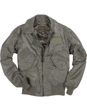 US Fighter Weapons Jacket Z2285