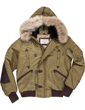 N-2B Short Winter Parka Z24P002