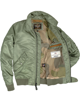 M-86© Flight Bomber Jacket Z24R006