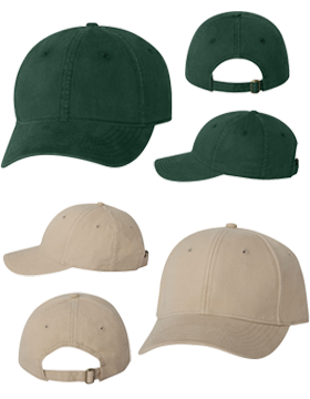Unembellished Caps