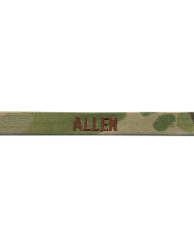 Scorpion - OCP Name Tapes