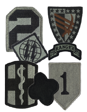 ACU Patches - Tabs