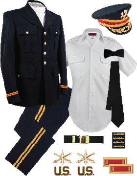 General Officer Trousers