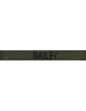 BDU Name Tapes