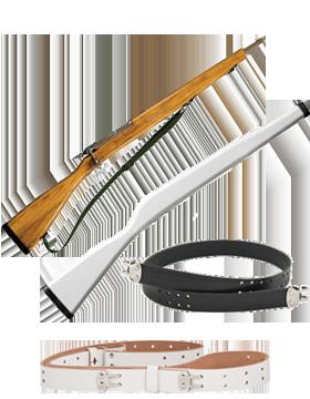 Parade Rifles and Slings