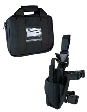 Weapon Transport Systems and Holsters
