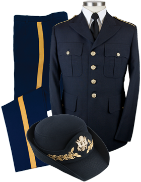 Mess Dress Accessories