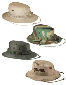 Boonie Caps