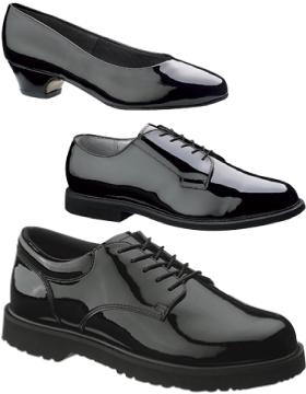 Dress Uniform Footwear