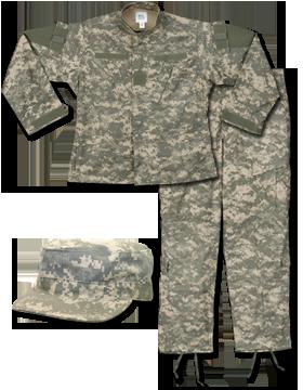 ACU Uniforms