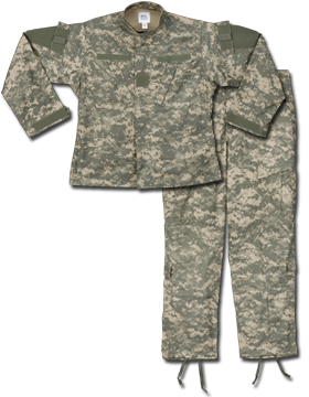 ACU Uniform