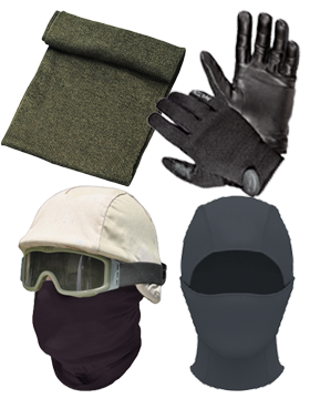 Gloves - Hoods