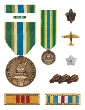 Medals - Decorations