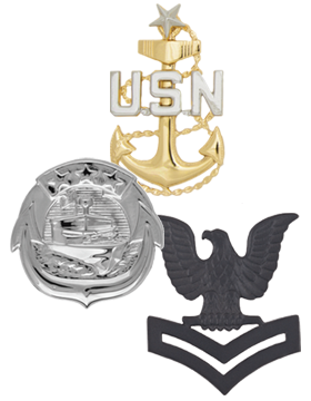 No Shine Insignia