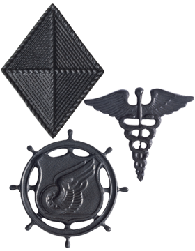 Black Metal Insignia