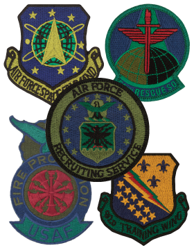 BDU Patches