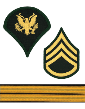 Chevrons - Service Stripes