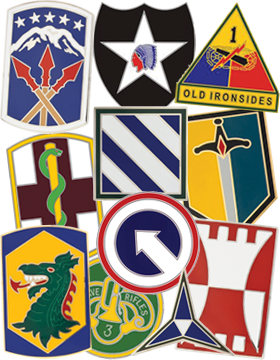 Unit Identification Badges