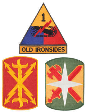Large Unit Patches