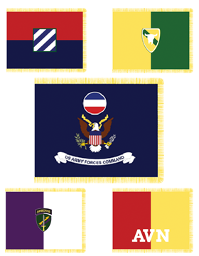 Unit Organizational Flags